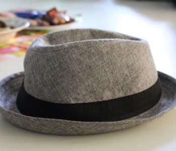 Das ist ein Hut von von Onkel Toms Hüte