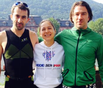 Dalibor, Isolde und Robert sind ein gutes Team