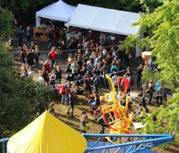 Bild vom Zelt·festival