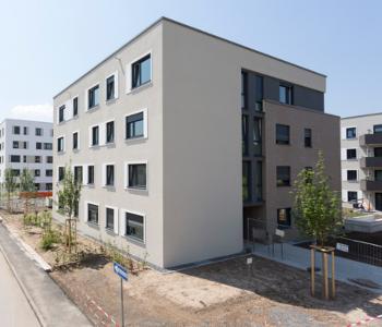 Neue Häuser im Höllenstein