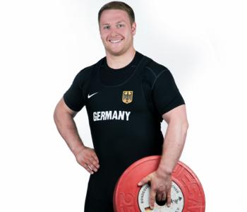 Jürgen Spieß hat viel Kraft