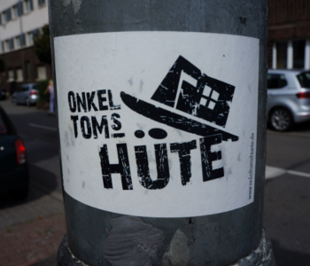 Das ist das Zeichen von Onkel Toms Hüte