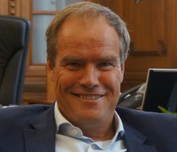 Ober·bürgermeister Eckart Würzner