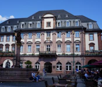 Rathaus in Heidelberg