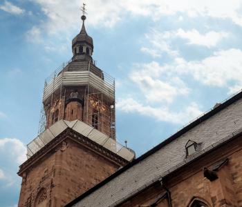 Heiliggeistkirche in Heideblberg