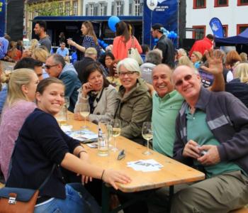 Essen und Trinken auf dem Heidelberger Herbst