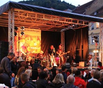 Musik auf dem Heidelberger Herbst