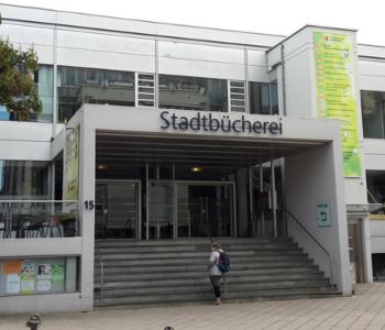 Stadtbücherei in Heidelberg