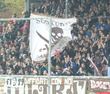 Fans von Sankt Pauli