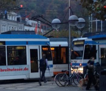 Bahnen in Heidelberg