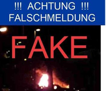 Falsche Nachricht bei Face·book