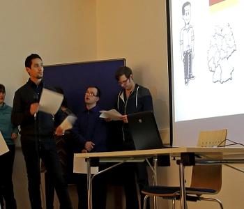 Vortrag von Einfach Heidelberg