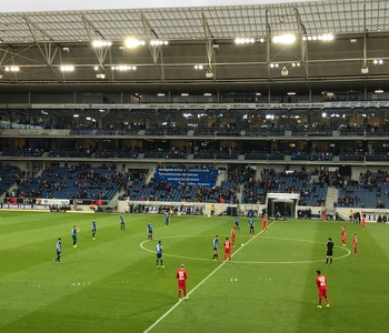 Stadion von Hoffenheim