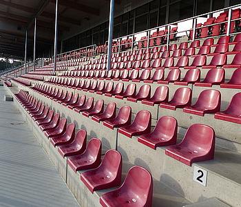 Stadion von Sandhausen