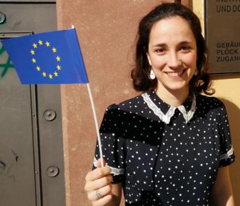 Nicoline ist für Europa