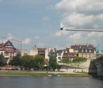 Fest an der Theodor-Heuss-Brücke