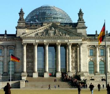Reich·tags·gebäude: Der Bundes·tag