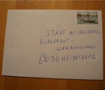Brief·umschlag