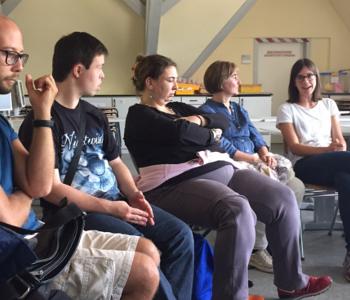Besuch in der Redaktion von Einfach Heidelberg