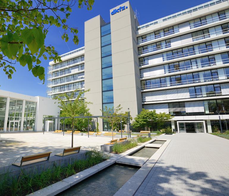 DKFZ Gebäude