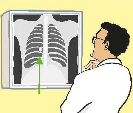 Arzt Untersuchung