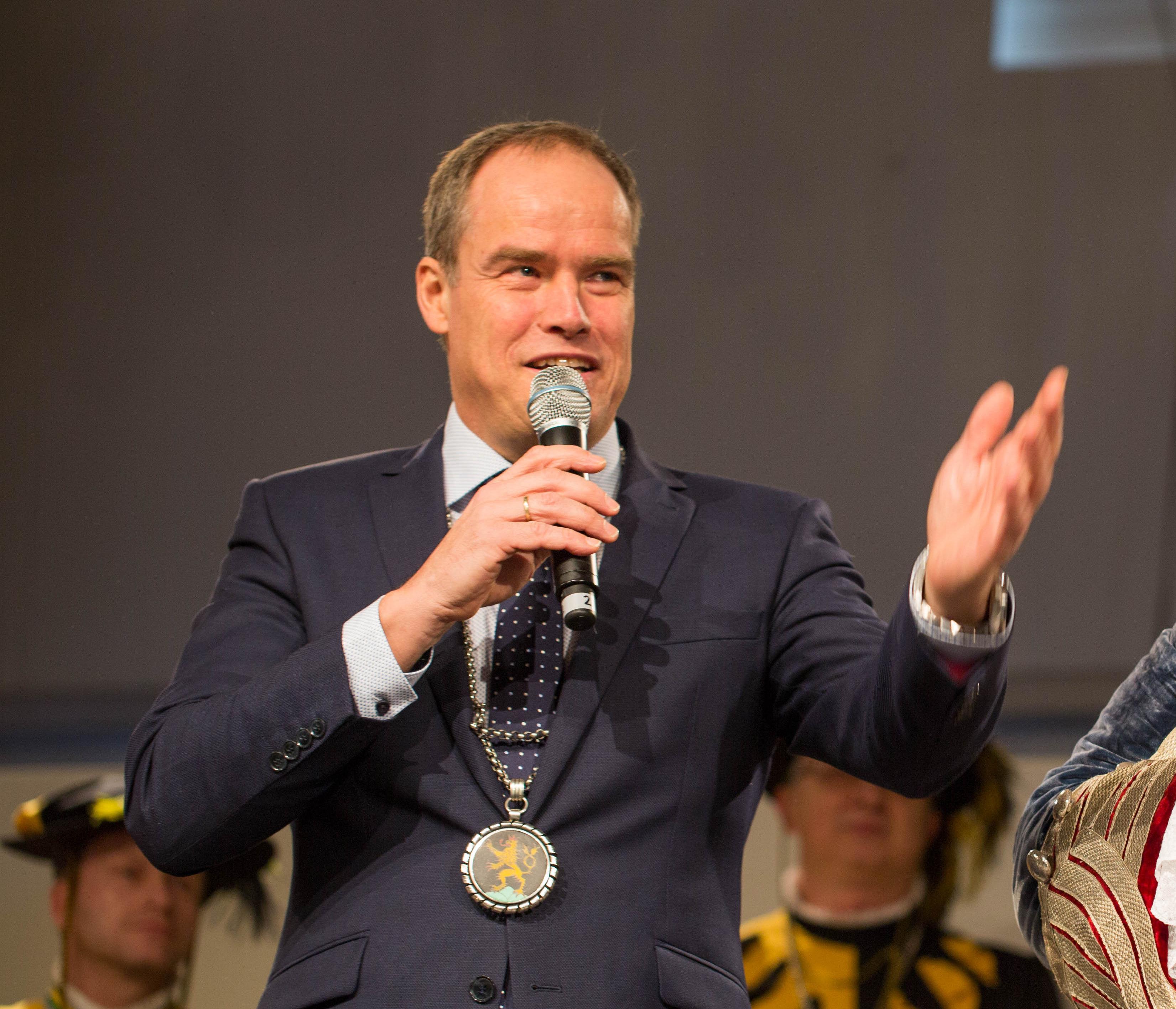 Ober·bürgermeister Würzner