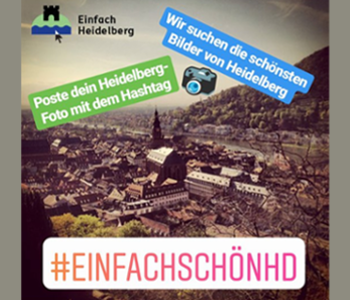 Einfach schön - einfach Heidelberg bei Instagram