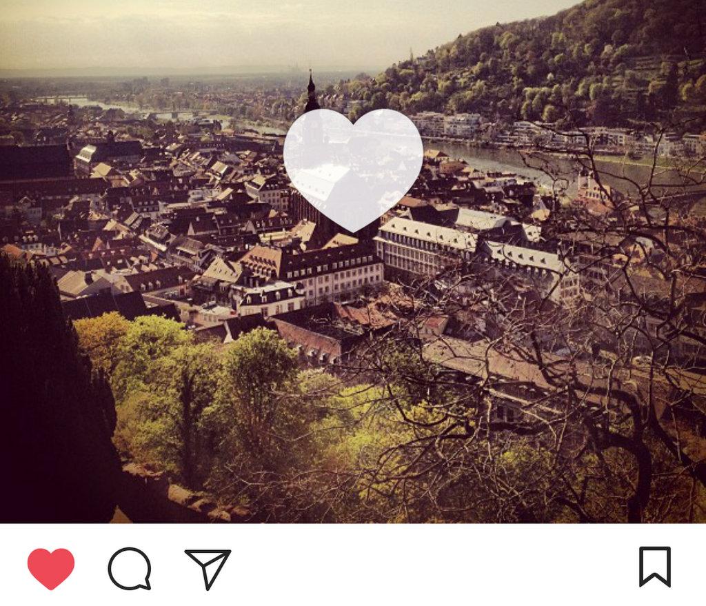 Gefällt mir bei Instagram