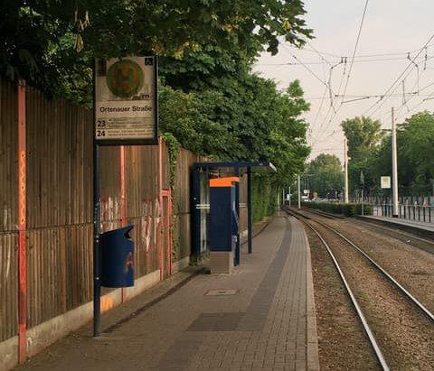 Haltestelle Ortenauer Straße