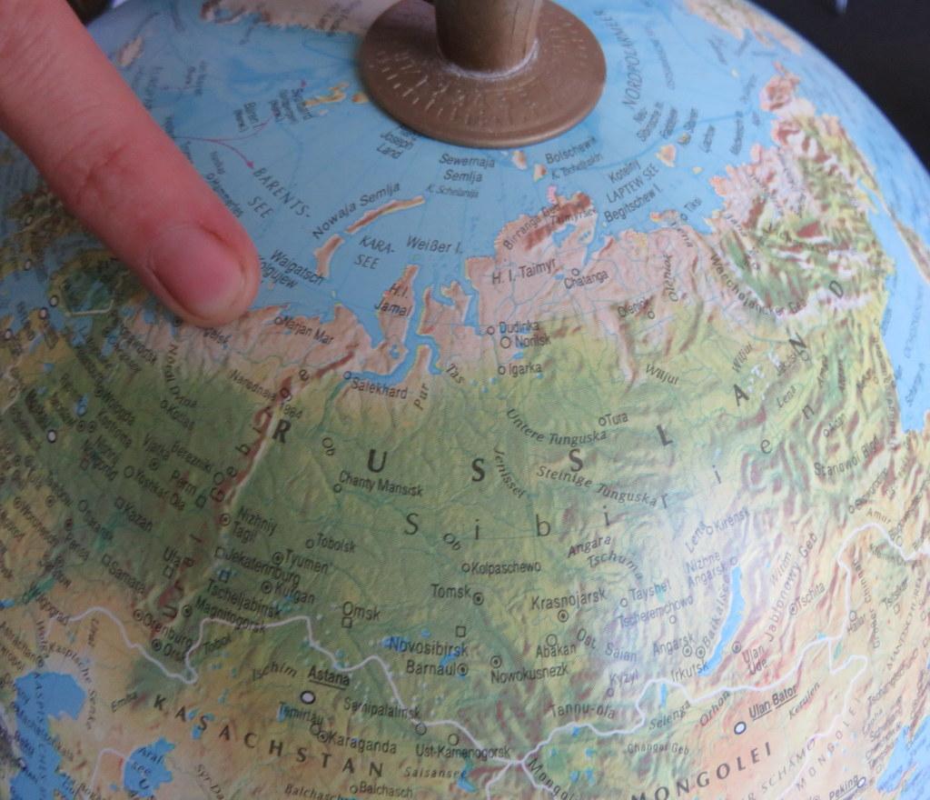 Globus Russland