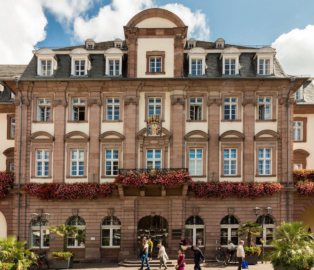 Rathaus Heidelberg