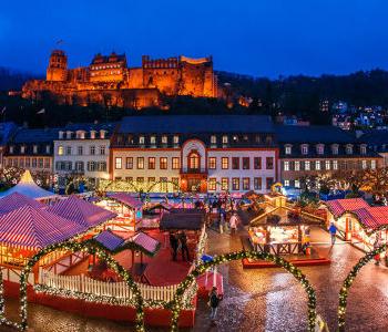 Heidelberger Weihnachts·markt