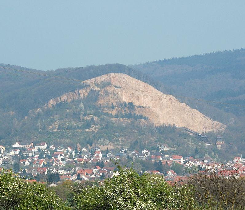 Steinbruch Dossenheim