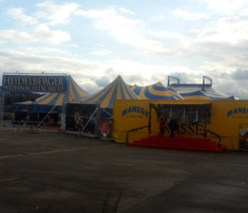 Zirkus·kasse