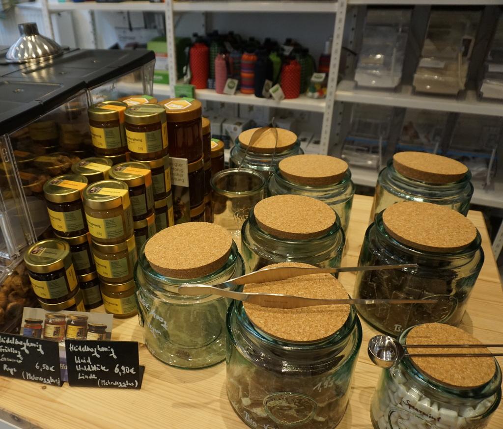 Honig aus Heidelberg