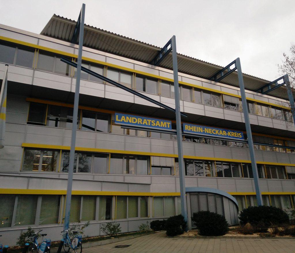 Landratsamt Heidelberg