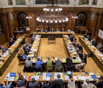 Sitzung vom Gemeinderat