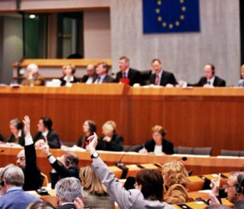 Abstimmung im EU-Parlament