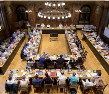 Sitzung neuer Gemeinderat