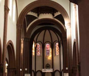 Bonifatius Kirche in der Weststadt